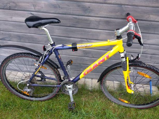 rower górski GIANT TEAM alu SRAM 5.0 3.0 super stan tanio