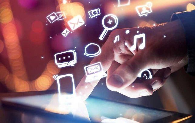 Serviço de crescimento de redes sociais - Social Up