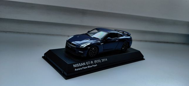 Nissan GT-R R35 1:43 Kyosho