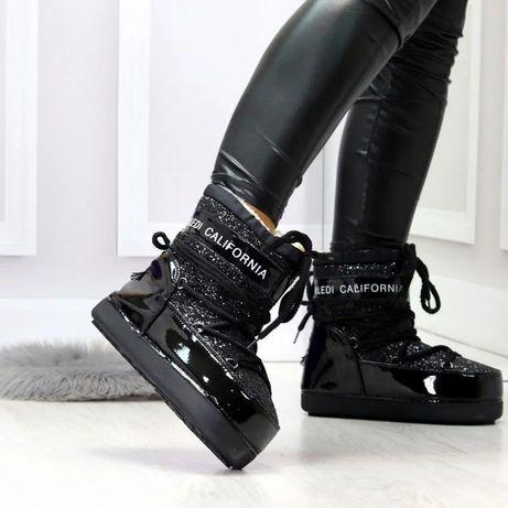 Крутейшие термо лунаходы!. 36-41 размеры.Заменят угги,сапоги, ботинки.