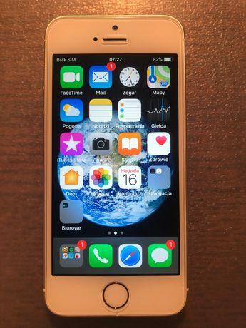 iPhone 5s złoty.