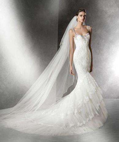 Свадебное платье Prusia от фирмы Pronovias