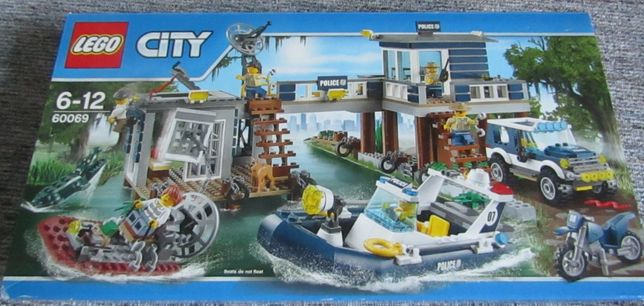 Lego City Policja 60069