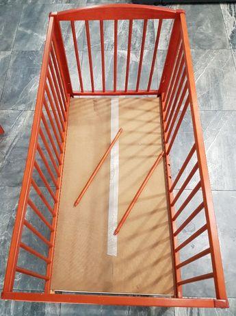 Łóżeczko dziecięce 120 x 60 cm