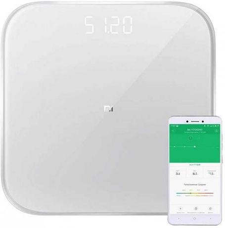 Xiaomi Mi Smart Scale 2 (NUN4056GL) НОВЫЕ! С гарантией!