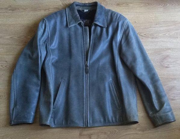 Куртка кожання, мужская