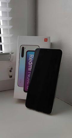 Xiaomi redmi note 8 3/32 GB + карта памяти 32 гб
