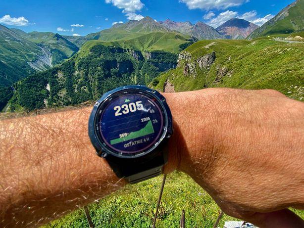 Zegarek Garmin Fenix 6 Pro Solar - Gwarancja do X'22