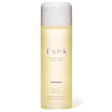 ESPA Fitness Bath Oil 100ml - olejek do kapieli -50%