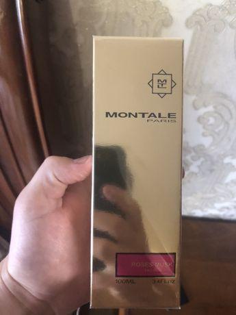 Montale ROSES MUSK (новый, запечатанный, оригинальный парфюм) !