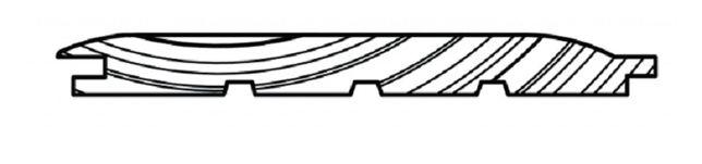 Deska Elewacyjna Fasada Świerk Syberyjski
