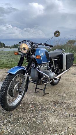 Bmw R60/5 monza blue