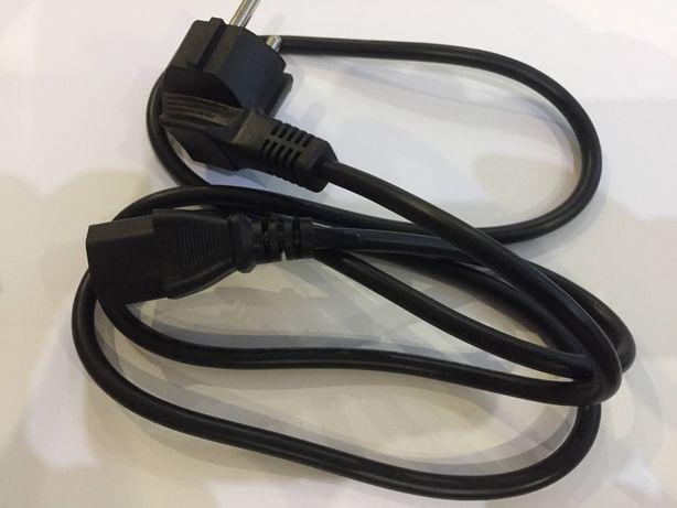 Przewód zasilający do komputera 1,5m nowy