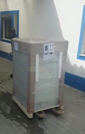 Máquina de lavar e secar roupa industrial professional