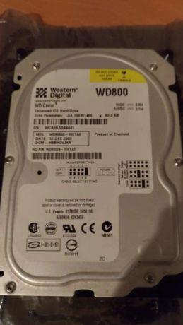 Disco Rígido IDE Western Digital WD800