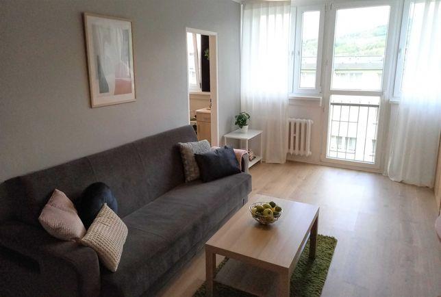 Piękne, wyremontowane i umeblowane mieszkanie - kawalerka
