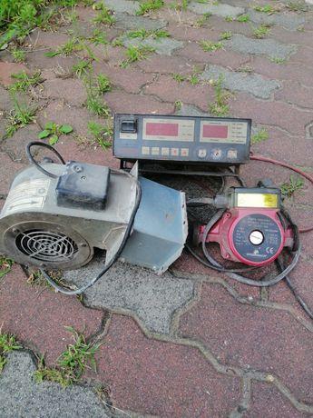 Sterownik pompa dmuchawa