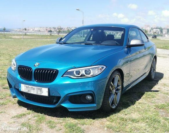 BMW 225 d Pack M Auto