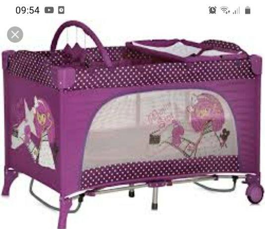 Bertoni lorelli манеж кровать кроватка детская для новорождённого
