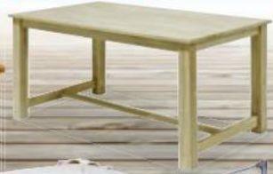 Stół My garden jamaica drewno egzotyczne