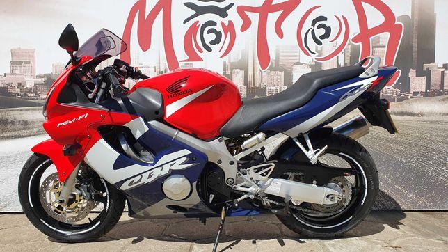 Honda CBR 600F / Przebieg tylko 20 tyś. km / Pełen oryginał / Śliczna