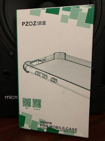 Чехол PZOZ прозрачный для iPhone 6/6s Plus