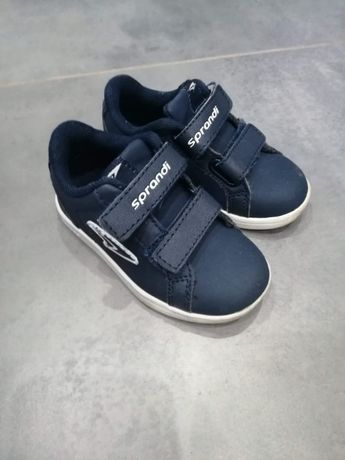 Buty dziecięce Sprandi rozmiar 24 (długość wkładki 15cm). Jak nowe!
