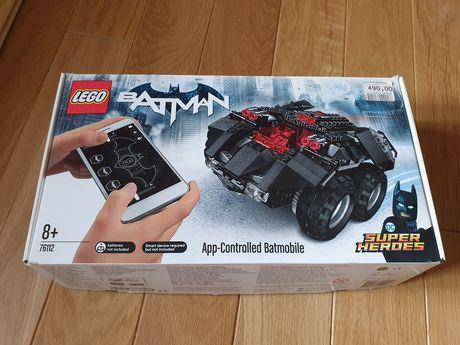 Batman App-Controlled Batmobile Lego