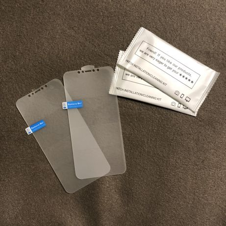 Folia 2szt. ochronna hydrożelowa iPhone 11 pro max cena z wysyłką