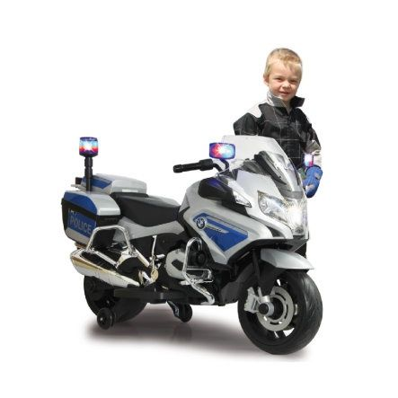 Duży Motocykl akumulatorowy BMW Policja!! Dla Dzieci