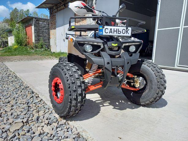 Квадроцикл 125 кубів