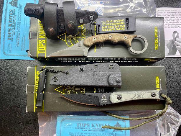 Ножи Tops Knives Poker, Street Scalpel. USA