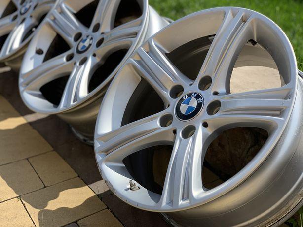 Диски BMW Original R17 5x120 Et37 7.5J. E46/E90/F20/X1/X3. 393стиль
