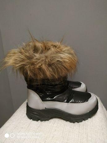 Зимові чобітки 36р.
