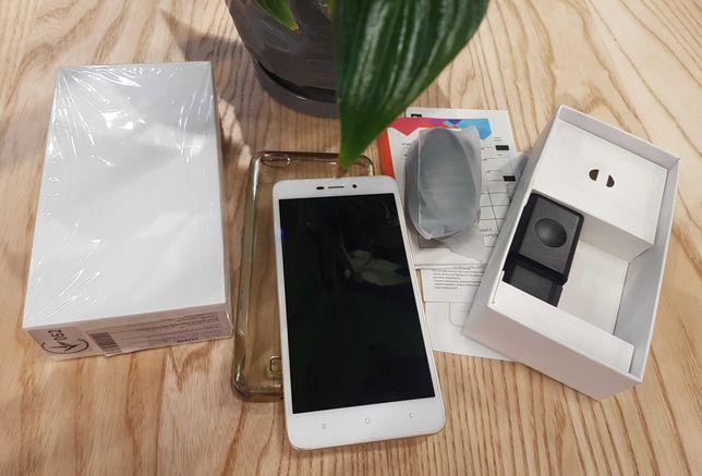 продан Xiaomi Redmi 4A 2/16GB Gold полный комплект отличное состояние
