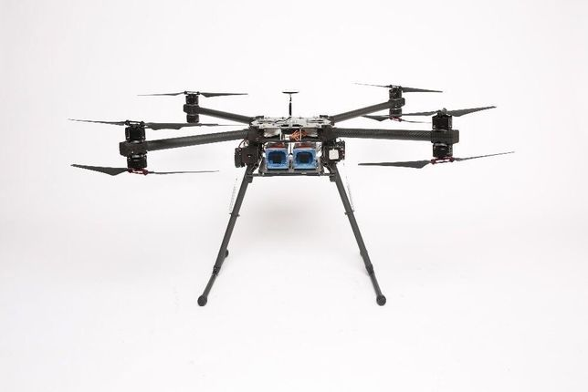 Zamienię - profesjonalny Dron octocopter X8 + gimbal + aparatury + tel