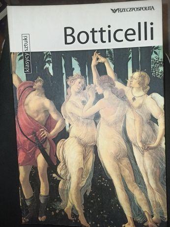 Książka Botticelli