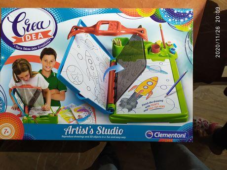 Clementoni Crea Idea Szkoła Rysunku