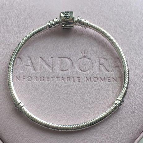Украшения Пандора, браслет из серебра 925