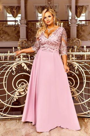 Wrzos 50 Długa 52 Sukienka Maxi 54 Elegancka 48 Koronkowa 44 Wesele 46
