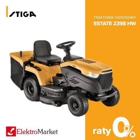 Traktor ogrodowy Stiga Estate 2398 HW Nowość 2021 2 cylindry Łańcut