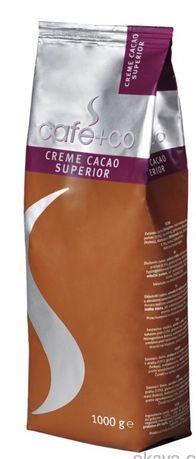 """Шоколад порошковий Creme Cacao Superior 15% ТМ """" Cafe +Co"""", 1 кг"""