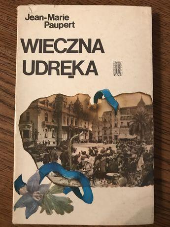 """Książka """"Wieczna udręka"""""""