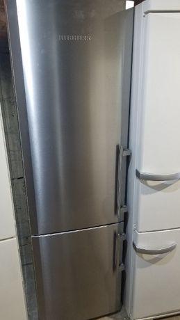 Холодильник Liebherr капельный,No Frost,нержавейка от 3500 до 12000