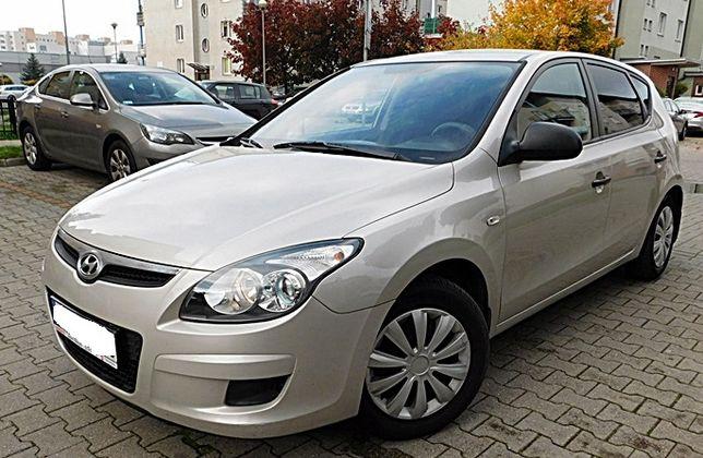 Hyundai I30 , 1.4 Benzyna, Przebieg 114 Tys.km - Polski Salon , 2010 r