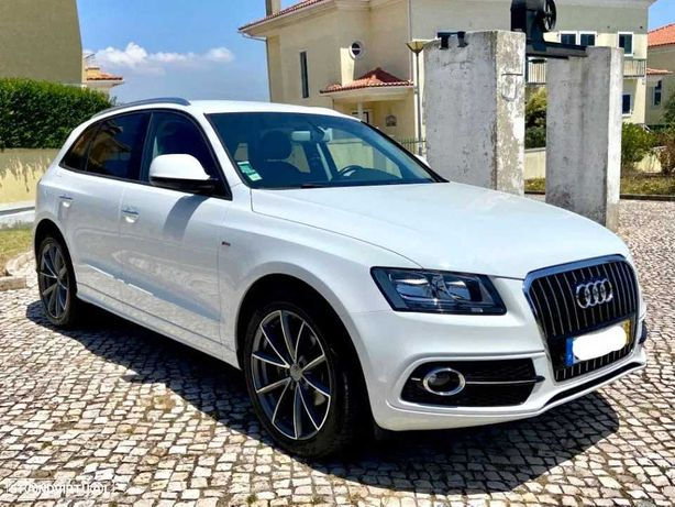Audi Q5 2.0 Tdi S-line 150 cv.