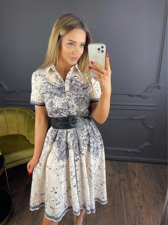 Женское летнее платье Christian Dior