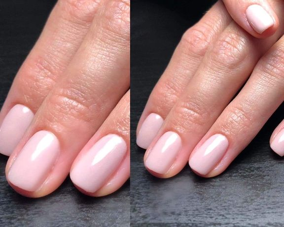 Manicure Tytanowy , Hybrydowy pedicure- Jelonki Bemowo Salon
