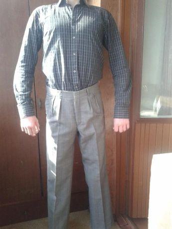 Мужской костюм - двойка, новый Румыния