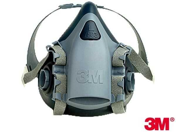 Maska Pólmaska 3M Mas 7503 L